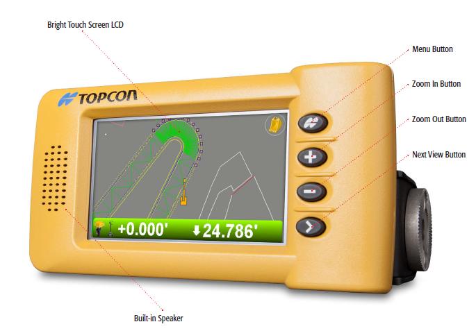 Topcon Totalcare Excavating 3d X33